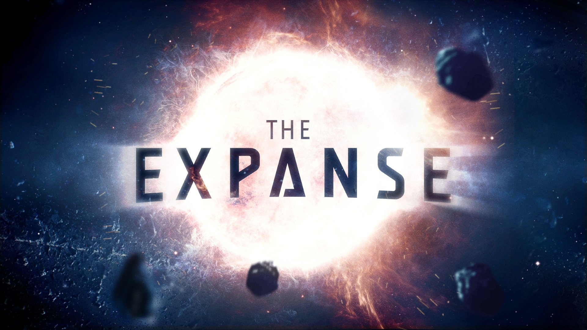 Check out The Expanse!